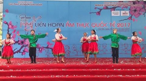 Un espace culturel diversifie au menu du 5e Festival de la gastronomie internationale hinh anh 3