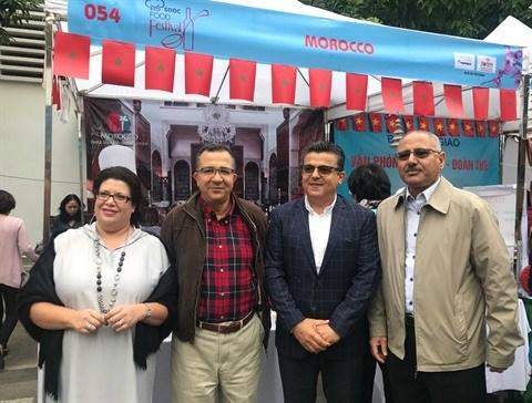 Un espace culturel diversifie au menu du 5e Festival de la gastronomie internationale hinh anh 2