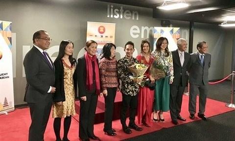 Le Vietnam participe au Festival du film de l'ASEAN aux Pays-Bas hinh anh 1