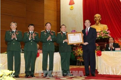 Ouverture du 6e Congres national de l'Association des anciens combattants du Vietnam hinh anh 2