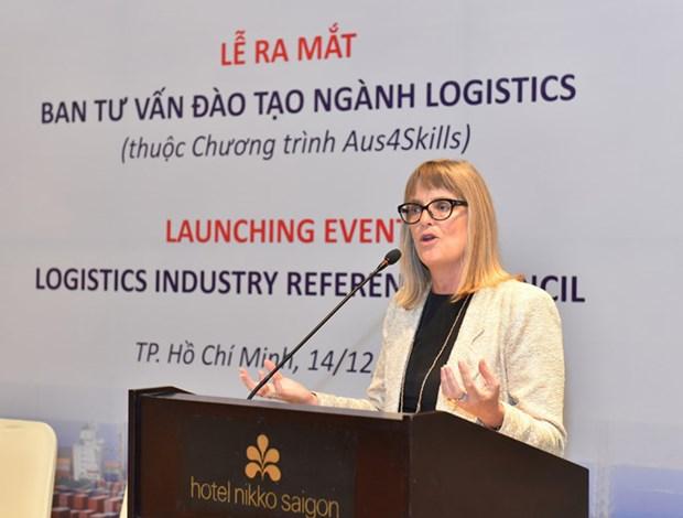 Le Conseil de reference de l'industrie logistique fait ses debuts hinh anh 1