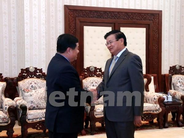 Le Laos toujours attrayant pour les investisseurs vietnamiens hinh anh 1