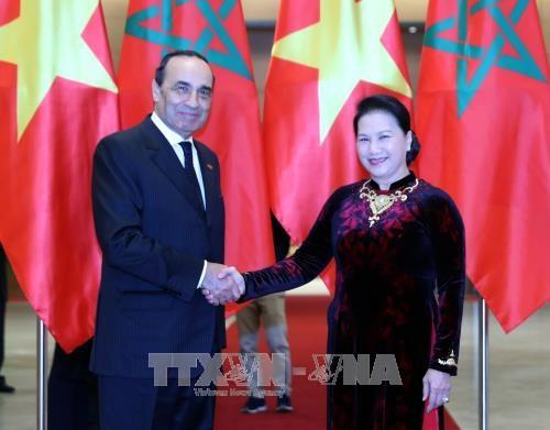 Le Vietnam et le Maroc veulent renforcer leurs liens multiformes hinh anh 1