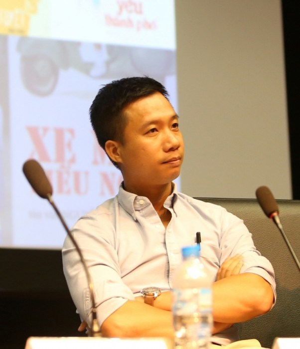 Nguyen Truong Quy, chantre des charmes de Hanoi hinh anh 2