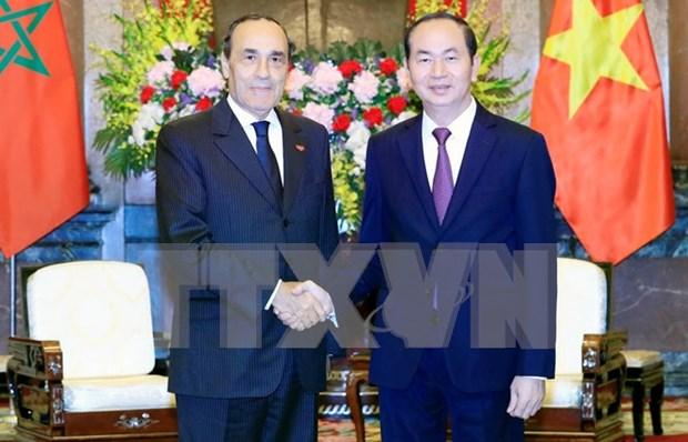 Le Vietnam salue les investisseurs marocains hinh anh 1