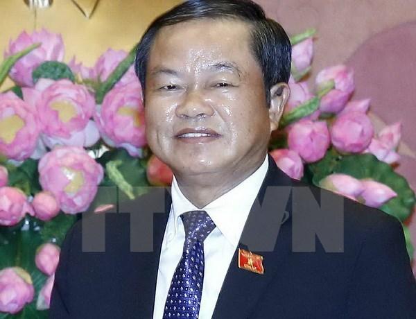 Une delegation de l'Assemblee nationale en visite de travail en Chine hinh anh 1