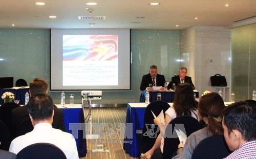 Les relations Russie-Vietnam se developpent dynamiquement et efficacement hinh anh 1