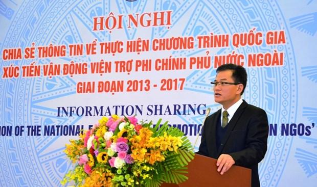 Ameliorer l'efficacite de la cooperation avec les ONG etrangeres hinh anh 1