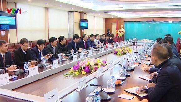 Vietnam et Cambodge cooperent dans l'information et la communication hinh anh 1