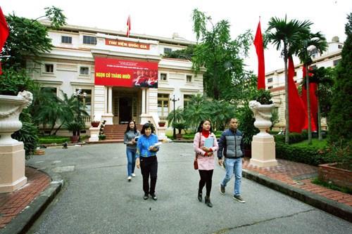 La Bibliotheque nationale du Vietnam, une histoire centenaire hinh anh 1