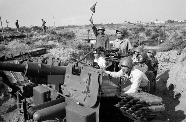 45 ans apres, ils se souviennent de la victoire de Hanoi-Dien Bien Phu aerien hinh anh 1