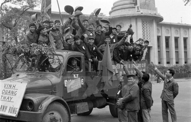 45 ans apres, ils se souviennent de la victoire de Hanoi-Dien Bien Phu aerien hinh anh 3