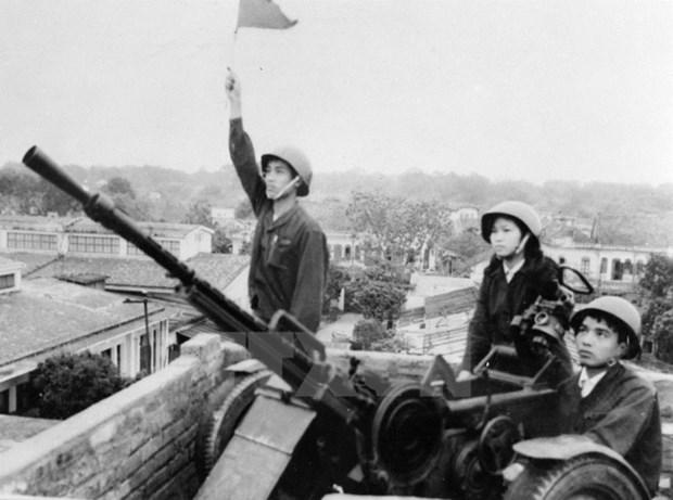 """Les significations historiques de la victoire """"Hanoi, Dien Bien Phu aerien"""" hinh anh 1"""