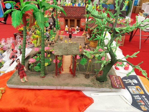 Xuan La, un village ou l'on met la main a la pate… hinh anh 2