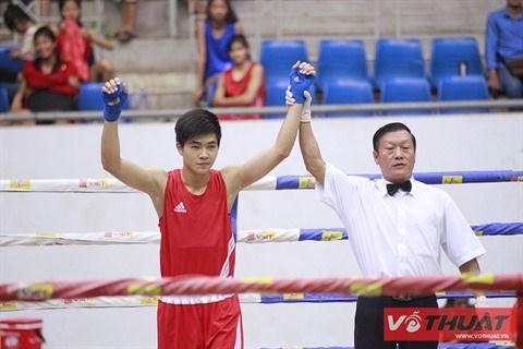 Do Hong Ngoc, jeune prodige de la boxe vietnamienne hinh anh 1