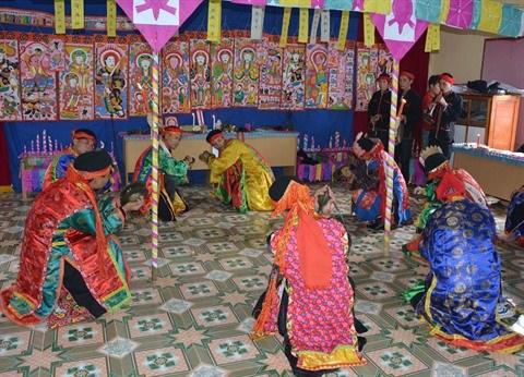 Le cap sac, ceremonie de passage a l'age adulte des Dao, postule a l'UNESCO hinh anh 3
