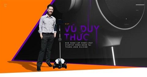 Un Vietnamien fait parler de lui a la Silicon Valley hinh anh 1