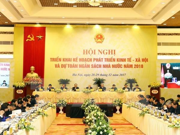Le PM exhorte les localites a accorder une attention particuliere a la lutte anti-corruption hinh anh 1