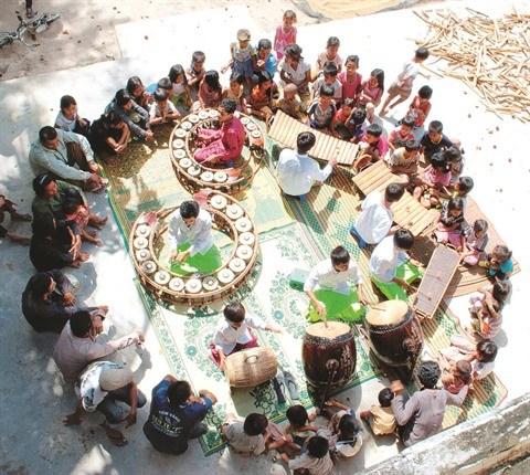 Petit precis sur la musique pentatonique des Khmers dans le Sud hinh anh 1