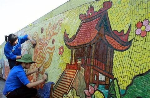 Street art : les villes jonglent entre encouragement et encadrement hinh anh 3