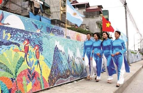 Street art : les villes jonglent entre encouragement et encadrement hinh anh 1