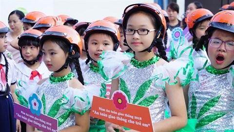 Ho Chi Minh-Ville veut reduire les accidents de la route en 2018 hinh anh 1
