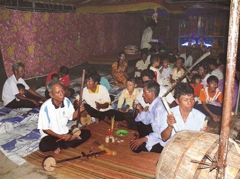 Le Cham rieng Cha pay, un art original des Khmers hinh anh 1