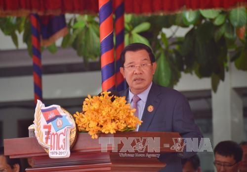 Le Cambodge celebre l'anniversaire de la victoire du 7 janvier hinh anh 1