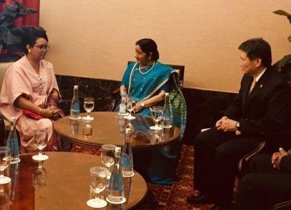 L'Inde cherche a developper ses relations avec les pays de l'ASEAN hinh anh 1
