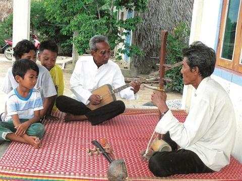 Le Cham rieng Cha pay, un art original des Khmers hinh anh 2