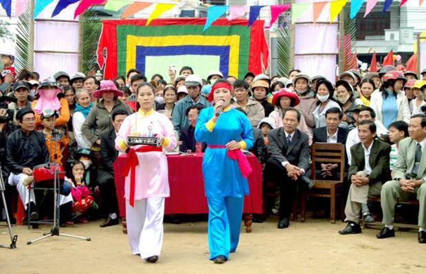 Retour sur les evenements culturels qui ont marque l'annee 2017 au Vietnam hinh anh 1