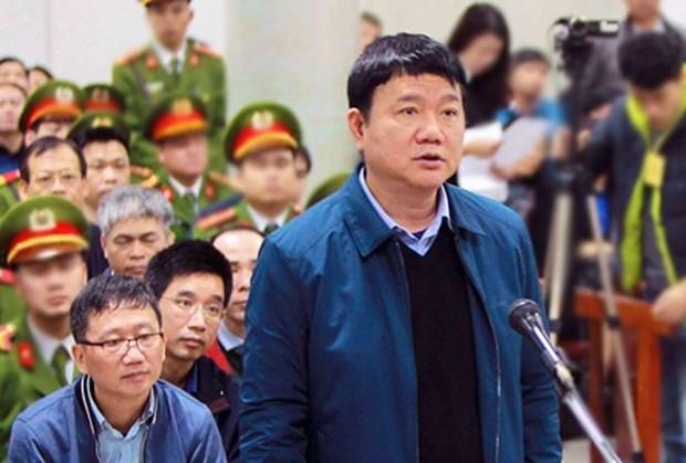 Le proces de l'affaire survenue a PetroVietnam et a PVC s'ouvre hinh anh 1
