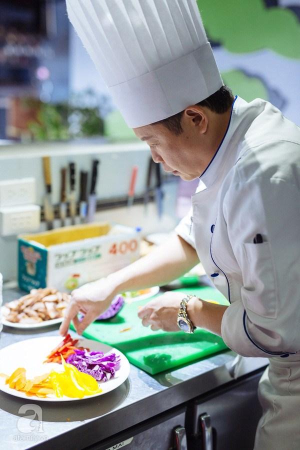 Jack Lee, l'ambassadeur de la cuisine vietnamienne hinh anh 3
