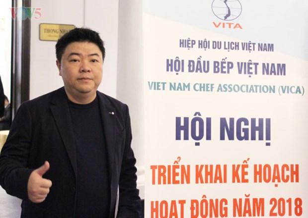 Jack Lee, l'ambassadeur de la cuisine vietnamienne hinh anh 4