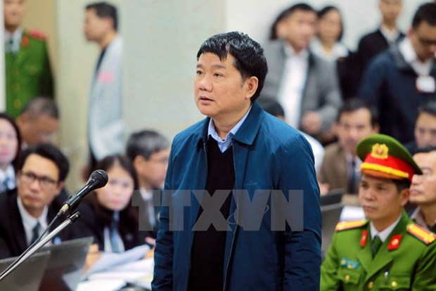 Dinh La Thang et Trinh Xuan Thanh isoles, actes delictueux etales hinh anh 1