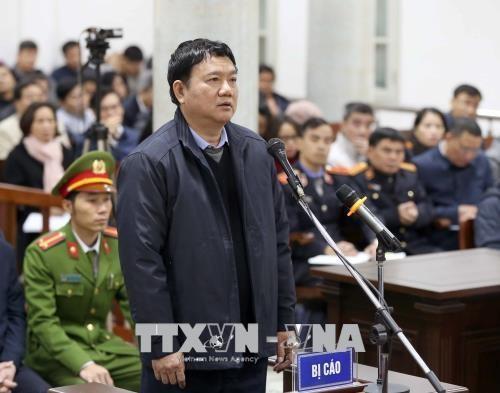 Trinh Xuan Thanh refuse de prendre la responsabilite hinh anh 2
