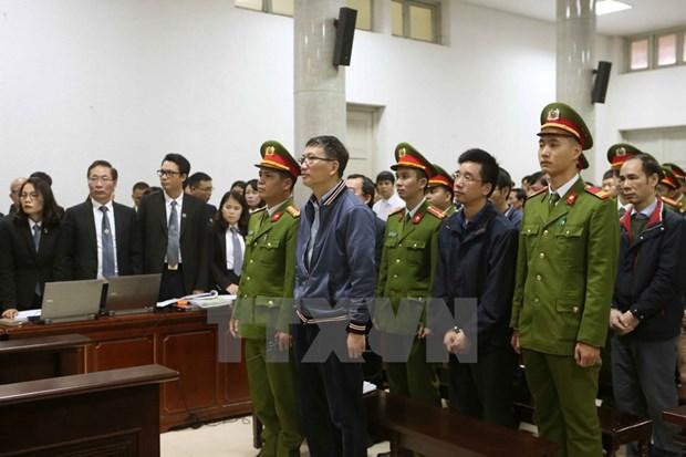 Dinh La Thang et Trinh Xuan Thanh isoles, actes delictueux etales hinh anh 2