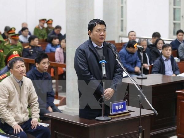 Trinh Xuan Thanh nie en bloc, Dinh La Thang se defend hinh anh 3