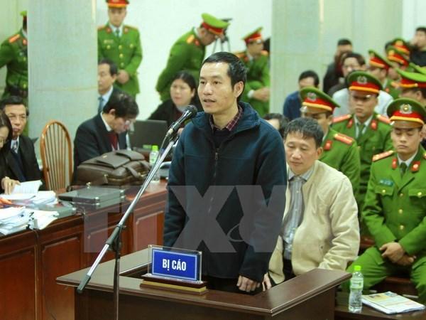 Trinh Xuan Thanh nie en bloc, Dinh La Thang se defend hinh anh 2