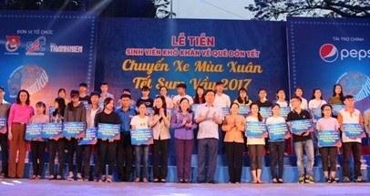 Coup de cœur : 3.000 billets de train offerts aux etudiants demunis hinh anh 1