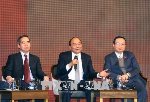 Le Vietnam doit devenir nouveau tigre asiatique, dit le PM hinh anh 1
