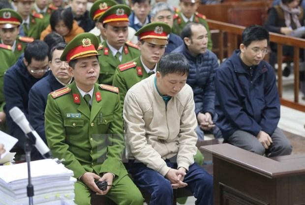 Un nouveau proces de Trinh Xuan Thanh s'ouvrira le 24 janvier hinh anh 1