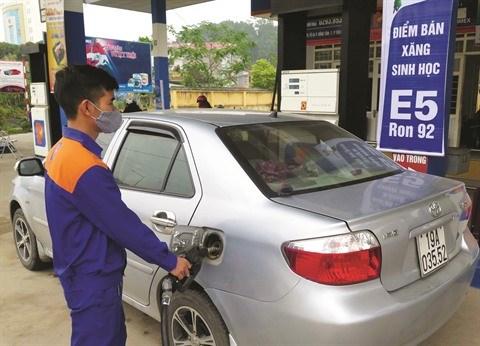 Stimuler la consommation de l'essence E5 hinh anh 1