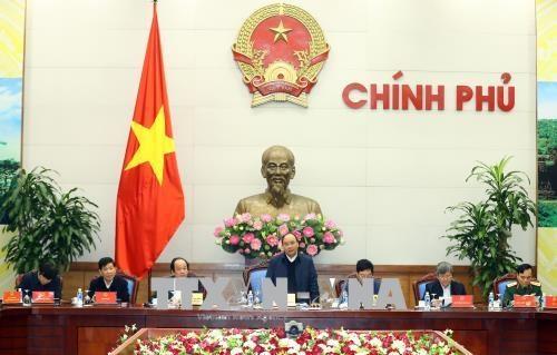 Le Premier ministre preside la reunion du Comite de cooperation Vietnam-Laos hinh anh 1