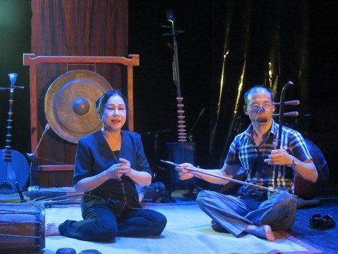 Dong Kinh co nhac, des musiciens qui renouvellent la tradition hinh anh 2