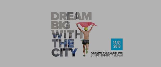 Plus de 8.000 coureurs au marathon de Ho Chi Minh-Ville hinh anh 1