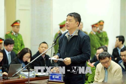 Le parquet replique, l'accuse Dinh La Thang s'excuse hinh anh 4