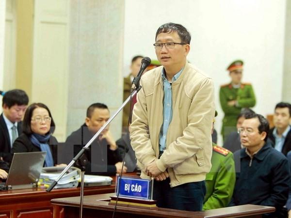 Le proces de l'affaire a PetroVietnam et a PVC assure la primaute du droit hinh anh 2
