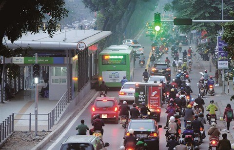 Hanoi cherche a rendre ses transports publics efficaces et durables hinh anh 2