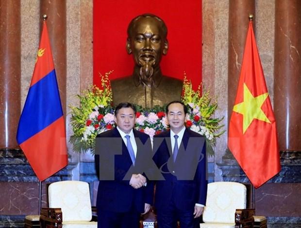 Promouvoir l'amitie traditionnelle entre le Vietnam et la Mongolie hinh anh 1